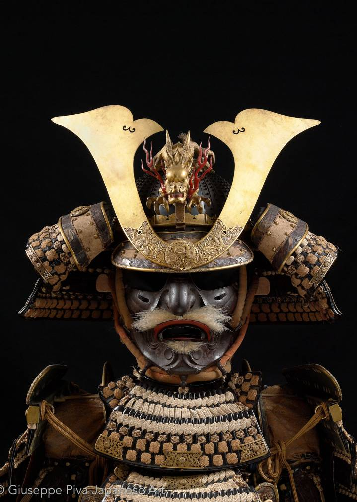 Samurai armor from Tokugawa family