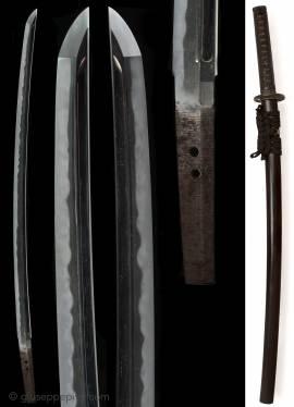 Katana shinto echizen  in koshirae