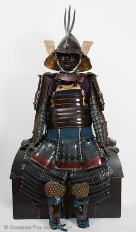 Nerikawa Tosei gusoku armatura da samurai